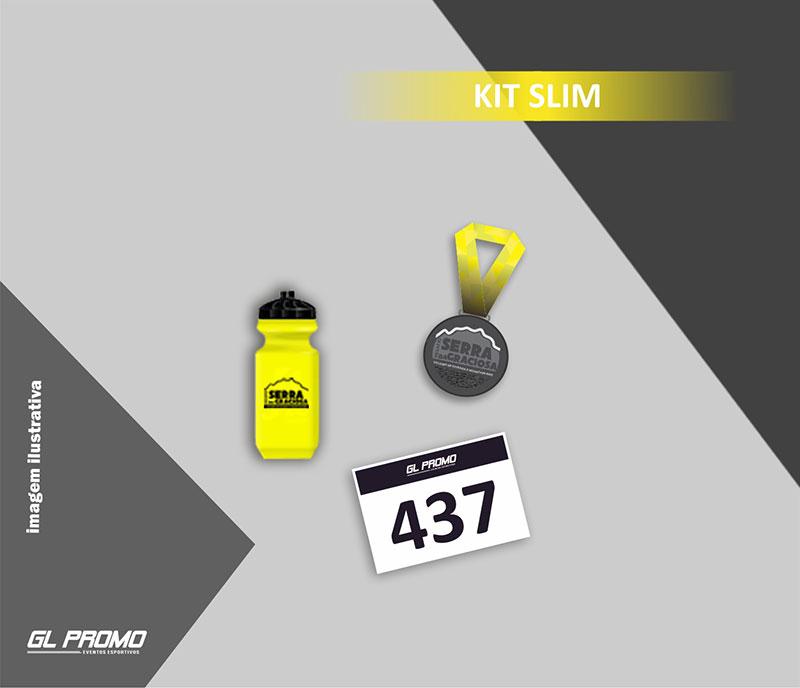 Kits Desafio Serra da Graciosa de Ciclismo de Estrada e Mountain Bike